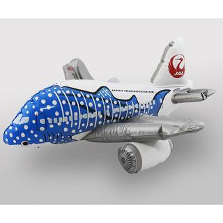 JAL(日本航空) - 【沖縄美ら海×JTA】ジンベエジェットビニールプレーン