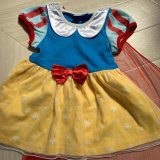 Disney - 美品♡白雪姫ワンピース