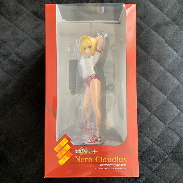 Fate/EXTELLA ネロ・クラウディウス マルチプルウェアver.  エンタメ/ホビーのおもちゃ/ぬいぐるみ(キャラクターグッズ)の商品写真