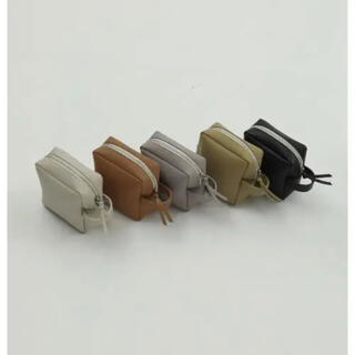 TODAYFUL - todayful square mini pouch