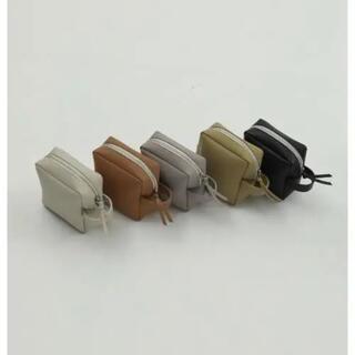 トゥデイフル(TODAYFUL)のtodayful square mini pouch(ポーチ)