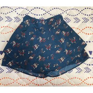 エムピーエス(MPS)のMPS キュロットパンツ スカート 130㎝(スカート)