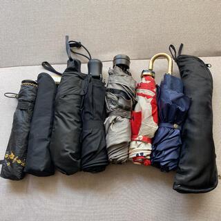 最終値下げ 折り畳み傘8本セット格安販売(傘)