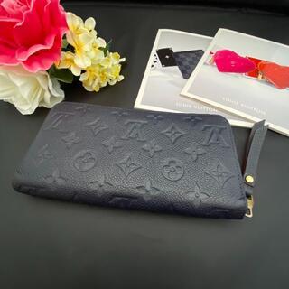 LOUIS VUITTON - 正規品♡未使用品級♡ルイヴィトン ジッピーウォレット アンプラント 財布