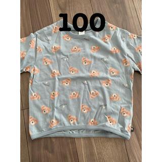 フタフタ(futafuta)のフタフタ くま トップス 100(Tシャツ/カットソー)