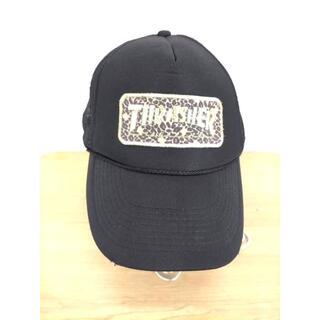 スラッシャー(THRASHER)のTHRASHER(スラッシャー) メッシュキャップ メンズ 帽子 キャップ(キャップ)