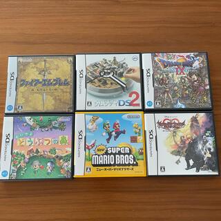 ニンテンドーDS - Nintendo DS ゲームソフト6枚セット✩ドラクエ、キングダムハーツなど