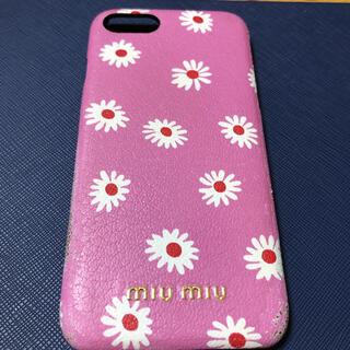 miumiu - ミュウミュウのiPhone 8ケース☆