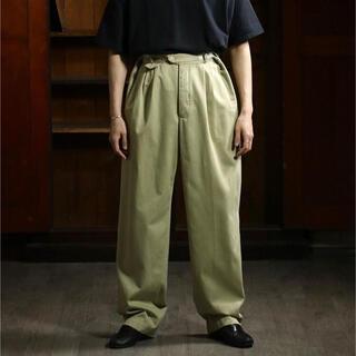 BARNEYS NEW YORK - Old Barneys New York Tuck Wide pants