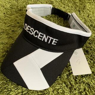 DESCENTE - デサントゴルフ サンバイザー