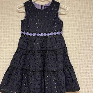 アナスイミニ(ANNA SUI mini)の完売 お値下げANNA SUI MINI ワンピース 刺繍レース(ワンピース)