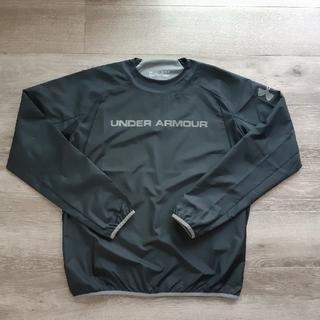 UNDER ARMOUR - アンダーアーマー 長袖ウインドジャケット Mサイズ