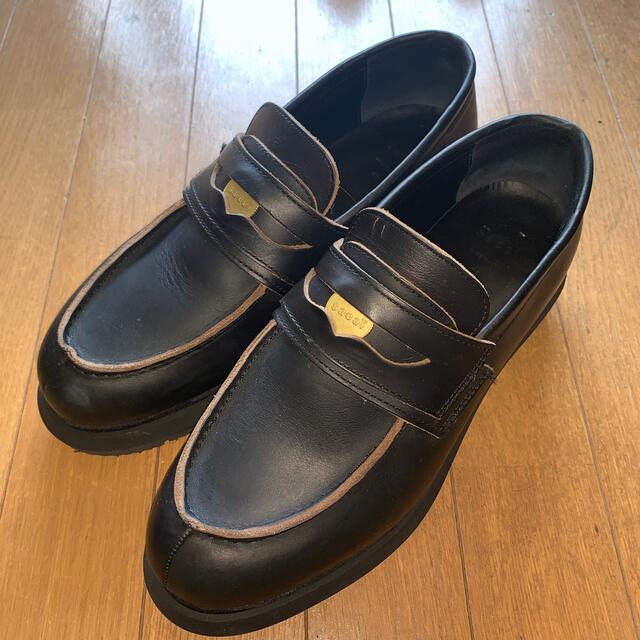 sacai(サカイ)のSacai 21SS  Double Loafer 40 メンズの靴/シューズ(ドレス/ビジネス)の商品写真