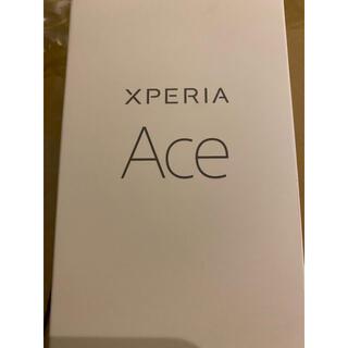 SONY - 【新品、未使用】Xperia Ace Black 64 GB SIMフリー