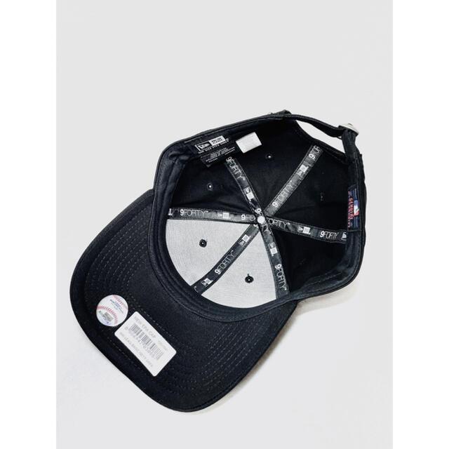 NEW ERA(ニューエラー)の《新品未使用》NEW ERA  ブラック 他カラー有り メンズの帽子(キャップ)の商品写真