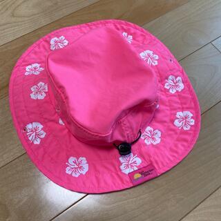 コストコ(コストコ)のコストコ 帽子 サファリハット UV キッズ(帽子)