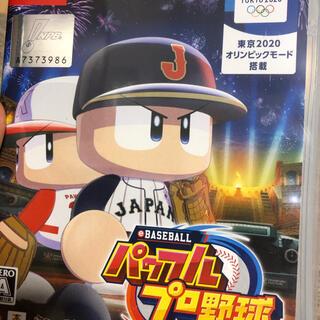 Nintendo Switch - パワプロ2020
