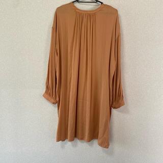 ディスコート(Discoat)のDiscoat 2WAY チャイナシャツ ノーカラー シャツ(シャツ/ブラウス(長袖/七分))