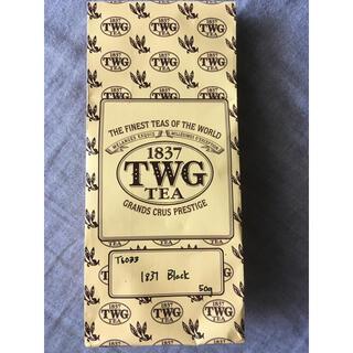 TWGブラックティー茶葉50g(茶)