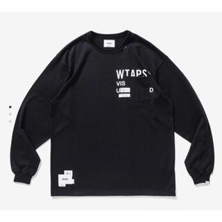 W)taps - WTAPS INSECT 02 LS ブラック Lサイズ