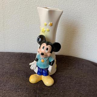 Disney - Disny ディズニー 花瓶 ミッキー 流れ星