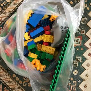Lego - レゴデュプロ なかよし動物バス