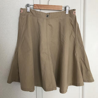 ディーゼル(DIESEL)のDIESEL フレアスカート サイズ26(ひざ丈スカート)