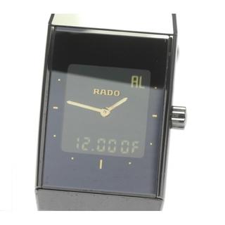 ラドー(RADO)の☆美品 ラドー ダイヤスター  196.0364.3 レディース 【中古】(腕時計)