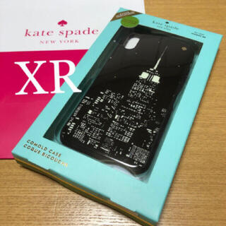 ケイトスペードニューヨーク(kate spade new york)の新品 ケイトスペード iPhoneXRケース(iPhoneケース)
