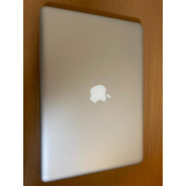 Apple(アップル)の美品MacBook Pro i5/8GB/SSD/ZOOM/Office付き。 スマホ/家電/カメラのPC/タブレット(ノートPC)の商品写真