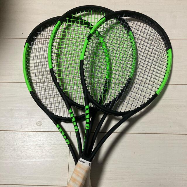 wilson(ウィルソン)のウィルソン blade 98 18/20 G2 スポーツ/アウトドアのテニス(ラケット)の商品写真