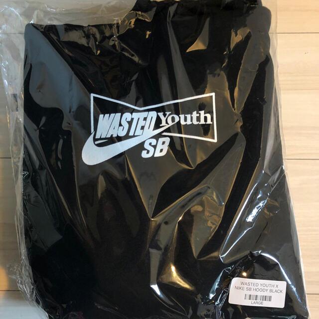 NIKE(ナイキ)の現物有【L】WASTED YOUTH x Nike SB HOODY メンズのトップス(パーカー)の商品写真