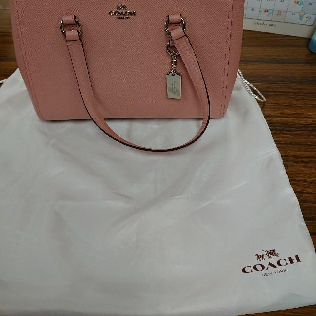 COACH(コーチ)のお値下げ⤵️😆COACH 2wayバッグ🌸🌸 レディースのバッグ(ショルダーバッグ)の商品写真