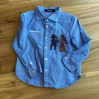 ネネット(Ne-net)のNe-net シャツ 100-110cm(Tシャツ/カットソー)