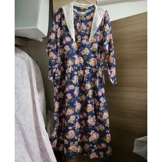 JaneMarple - ドンルサロン winter rose gardenグランマドレス