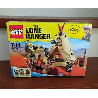 Lego - ローン・レンジャー 79107 コマンチ族のキャンプ