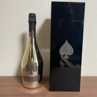 アルマンドバジ(Armand Basi)の【新品】アルマンド・ブリニャック  ブラン・ド・ブラン (シルバー) 750ml(シャンパン/スパークリングワイン)