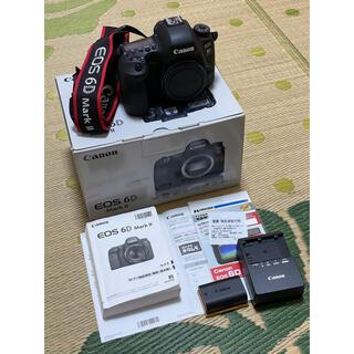 Canon - Canon キヤノン EOS 6D Mark II マーク2 ボディ 超美品