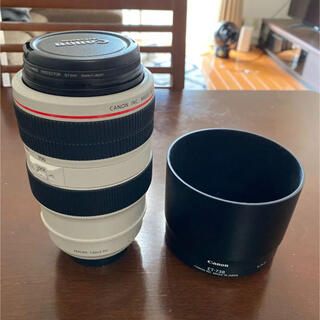 Canon - 【美品】Canon EF70-300F4-5.6L IS USM 白レンズ