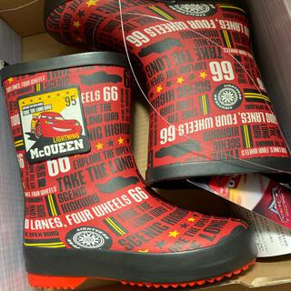 ディズニー(Disney)のカーズ ディズニー レインブーツ 長靴 16センチ(長靴/レインシューズ)