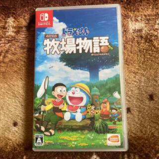 Nintendo Switch - ドラえもんのび太の牧場物語 Switch