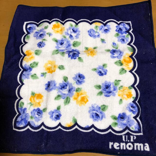 U.P renoma(ユーピーレノマ)のハンカチ② レディースのファッション小物(ハンカチ)の商品写真