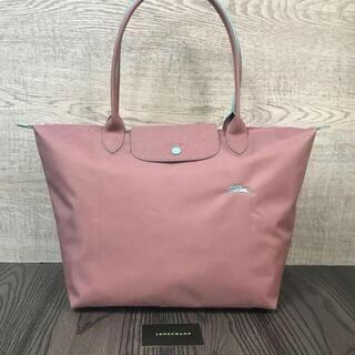LONGCHAMP - ロンシャンLサイズ プリアージュ 70周年 トートバッグ ピンク