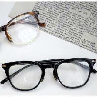アヤメ(Ayame)のオリバーピープルズ 眼鏡 未使用品(サングラス/メガネ)