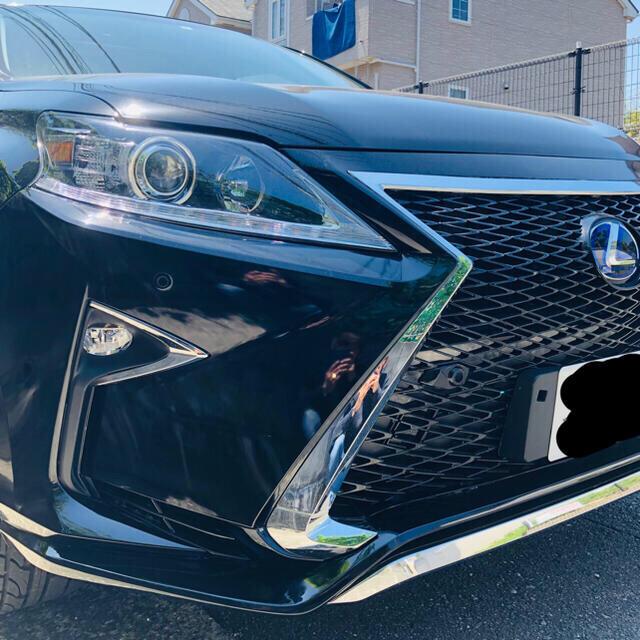 レクサスRX スピンドル現行仕様 自動車/バイクの自動車(車体)の商品写真