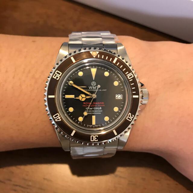 SEIKO(セイコー)のWMT WATCH Royal Marine Tropical Brown メンズの時計(腕時計(アナログ))の商品写真