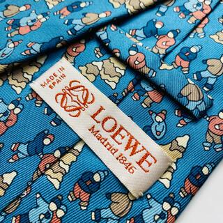 ロエベ(LOEWE)の即購入OK!3本選んで1本無料!Loewe ロエベ ネクタイ  5989(ネクタイ)