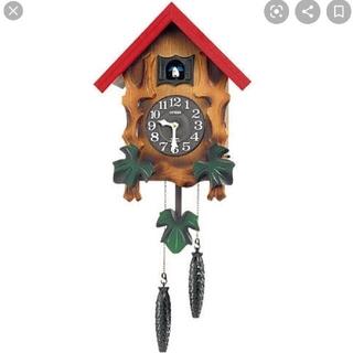 シチズン(CITIZEN)のCITIZEN カッコーケリー(掛時計/柱時計)
