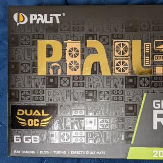 PALIT RTX2060 Dual OC 6GB