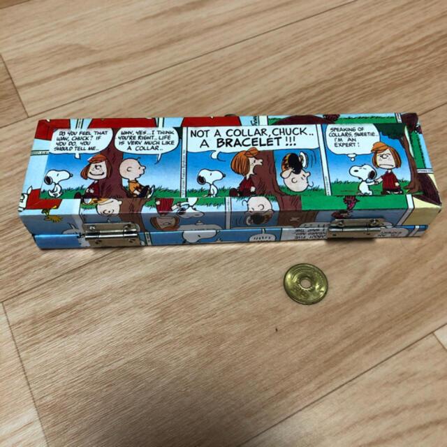 SNOOPY(スヌーピー)のスヌーピー   ケース エンタメ/ホビーのおもちゃ/ぬいぐるみ(キャラクターグッズ)の商品写真